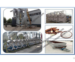 Automatic Cassava Starch Processing Machinery