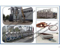 Automatic Cassava Starch Processing Machinery