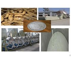 Cassava Starch Production Machine