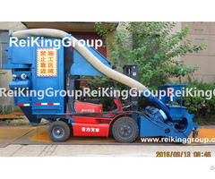 Vehicular Steel Plate Rust Removing Machine