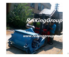 Vehicular Road Deck Shot Blasting Machine