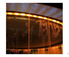 Indoor Digital Water Curtains