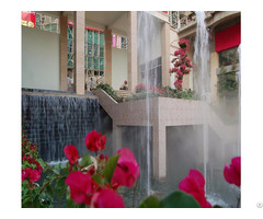 Outdoor Water Wall For Decoration