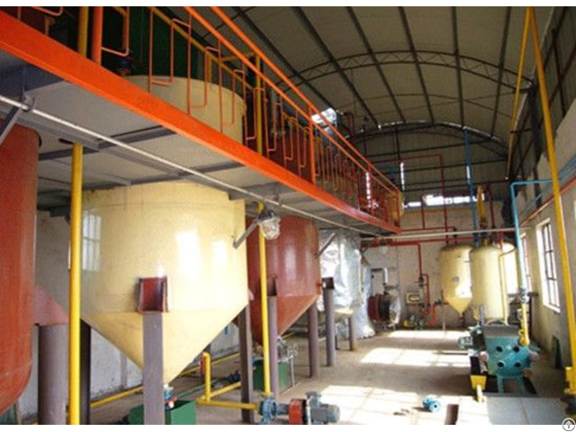 Palm Oil Refining Machine With High Technology