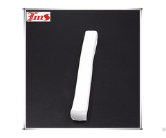 Sponge Foam Silicone Rubber Seal Strip For Doors