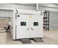 Walk In Heating Cooling Temperature Humidity Test Chamber