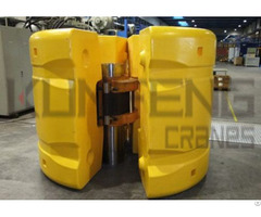 Submarine Cable Bend Restrictor For Bending Control