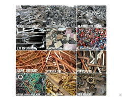 Supply Various Metal Scrap