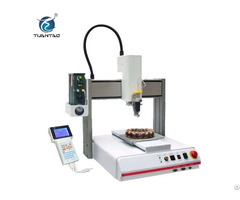 Supermatic Tabletop Glue Automatic Dispensing Robot Machine