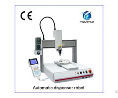 Automatic Dispensing Robot Machine