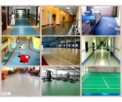 Durable Eco Friendly Pvc Flooring