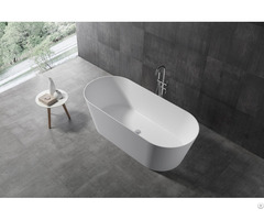 Hot Sale Modern Freestanding Artificial Stone Bathtub Made In China Wholesale Factory Xa 8861
