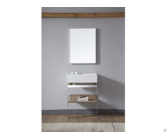 China Floor Artificial Stone Cabinets With Mirror American Standards Bathroom Vanity