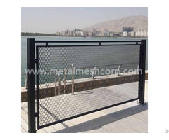 Expanded Metal Security Fencing China