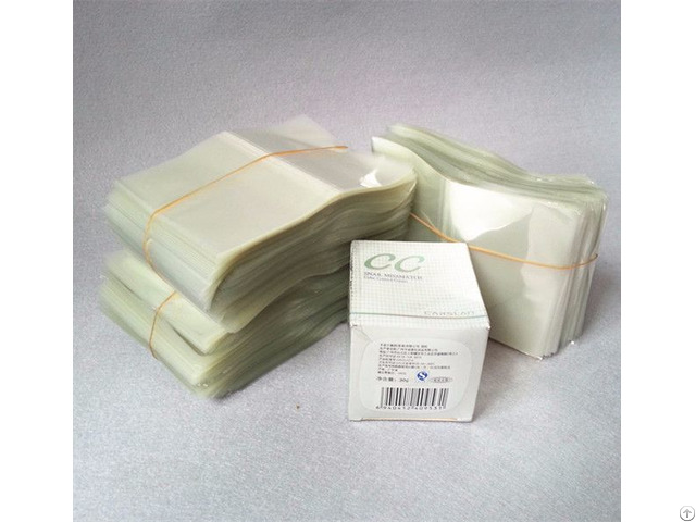 Transparent Pe Shrink Label Film