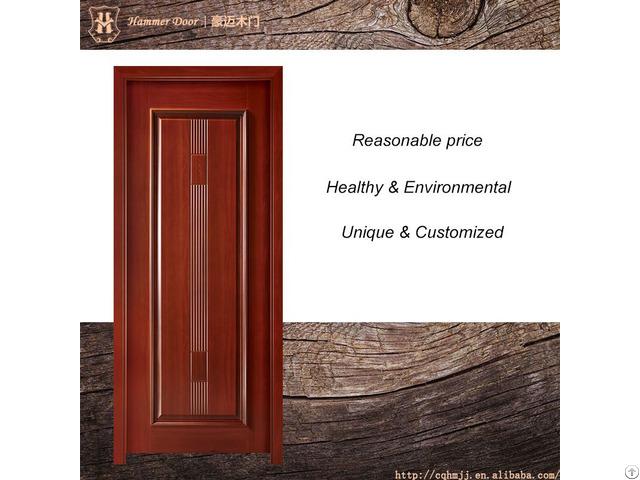 Hammer China Fir Wood And Honey Comb Paper Israeli Door