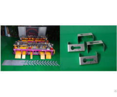 Automotive Stampings Pressing
