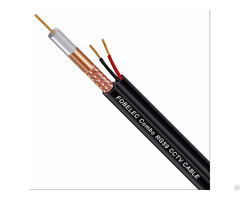 Combo Rg59 Cctv Cable Fpe Cca