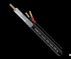 Combo Rg6 Cctv Cable Al