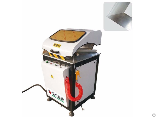 Aluminum 45 90 Degree Angle Cutting Machine