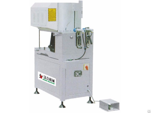 Aluminum Profile One Head Cutting Saw