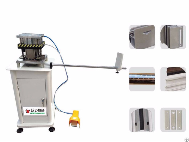 Aluminum Alloy Milling Machine