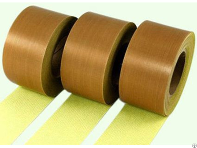 Just And Trust Ptfe Fiberglass Fabric With Silicon Adhesive Tape