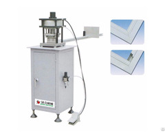 Aluminum Window Door Glazing Bead Punching Machine
