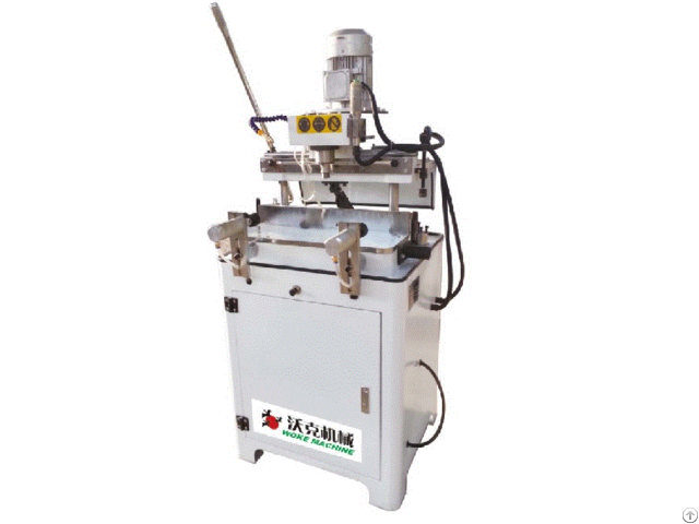 Single Head Copying Milling Machine For Aluminum Window And Door