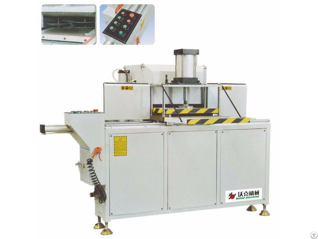 End Face Combining Milling Machine