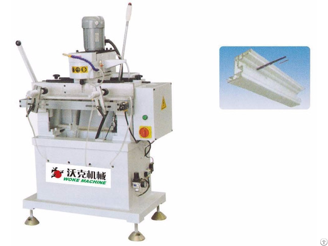 Single Axis Copy Routing Milling Machine