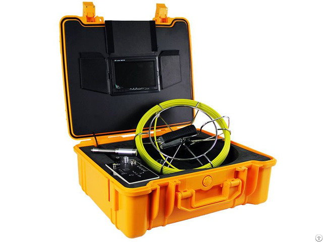Hot Sale Pipeline Inspection Camera With Dvr