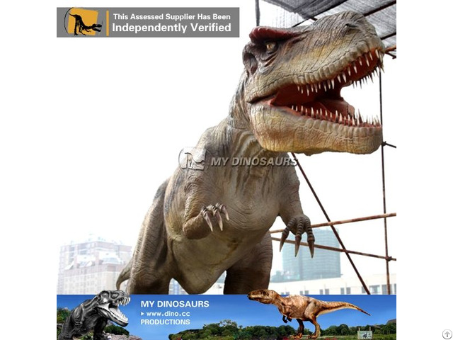 My Dino Ainmaitronic Dinosaurs Tyrannosaurus For Outdoor And Indoor Park