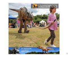 My Dino Animatronic Dinosaur Custume For Theme Park