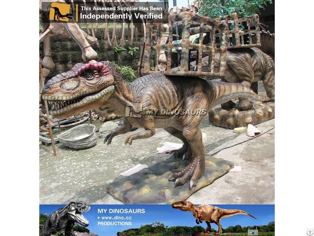 My Dino Dinosaur Ride For Amusement Park
