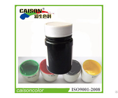 Over 40% Pigments Contented Pigment Black Paste