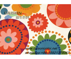 Liquid Pigment Dispersion For Textile Screen Printing