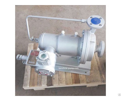 Chemical Industry Canned Motor Pump