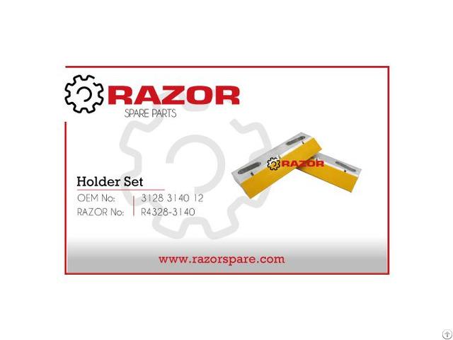 Holder Set 3128 3140 12