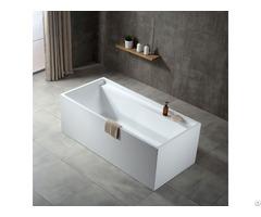 Best Freestanding Rectangle Bathtub Sanitary Acrylic American Standard Soaking Tubs In China