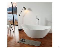China Foshan Sanitary Ware Factory Acrylic Freestanding Bathtub