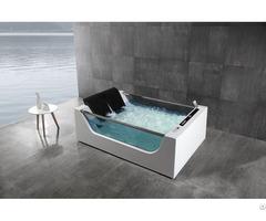 High Quality European American Standards Acrylic Massage Bathtub China