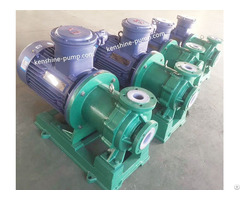 Leakproof Fluoroplastic Magnetic Pump