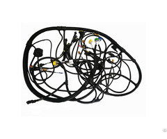 Agricultural Vehicle High Quality Excavator Wiring Harness Cable
