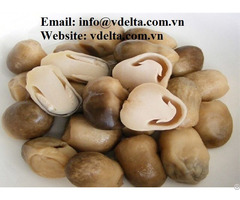 Canned Straw Mushrooms Vn