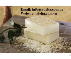 Natural Handmade Coconut Oil Soap