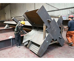 Custom Steel Structural Factory