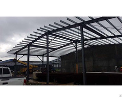 Custom Steel Structural
