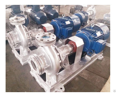 Thermal Oil Centrifugal Pump Up 350 Degree Celsius