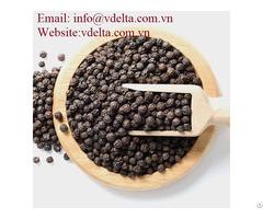 High Quality Black Pepper Vdelta